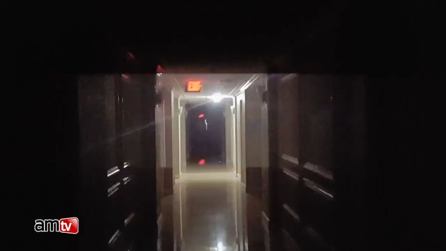 Trapped In Darkness During Hurricane ...