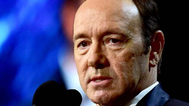 HUGE BACKLASH AFTER KEVIN SPACEY APOL...