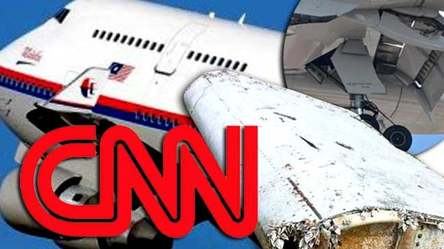CNN Finds Missing Flight MH370 in Reu...
