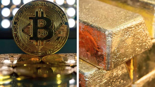 THE RISE OR FALL OF BITCOIN