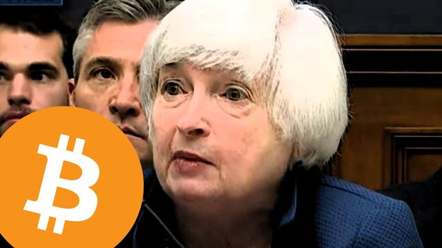 Bitcoin to Collapse Central Banks Wor...