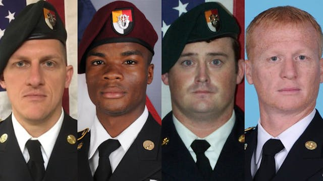 The Truth About The Ambush In Niger