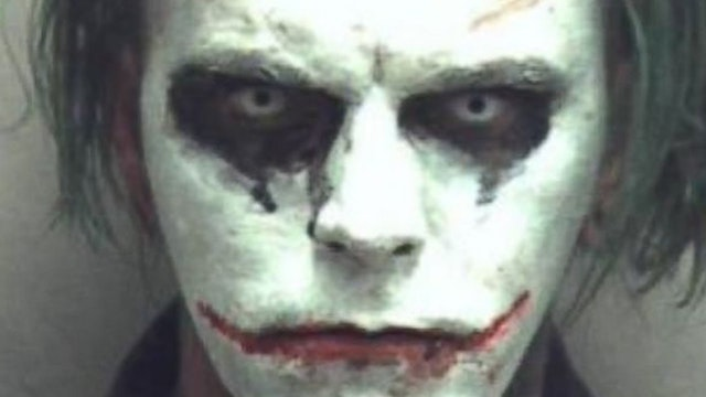 SWORD-WIELDING JOKER FACES FELONY CHA...