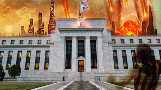 BIBLICAL PROPHECY: ECONOMIC DEBT BUBB...
