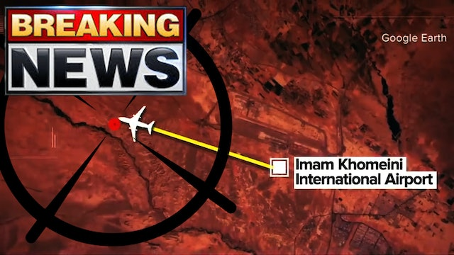 TRUMP ADMITS RESPONSIBILITY FOR DOWNED BOEING AIRLINER!! IRAN SHOT DOWN!