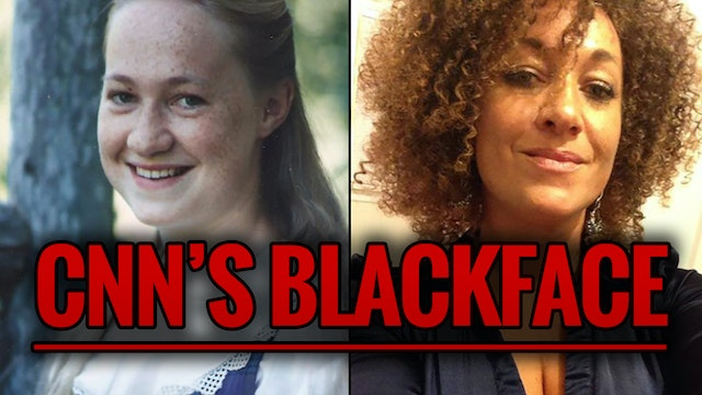 CNN's Blackface Proves Caitlyn Jenner...