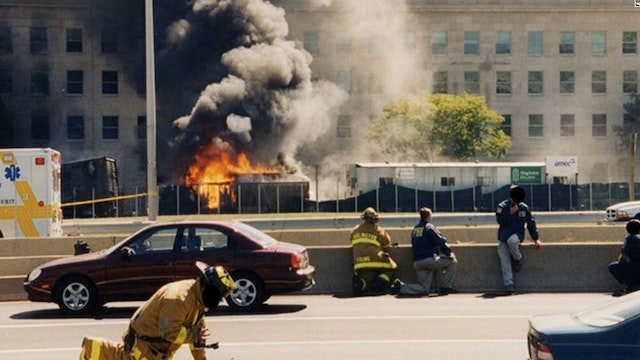 FBI RELEASES IMAGES OF 9/11 PENTAGON ...