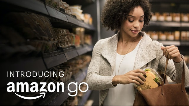 Introducing Amazon Go and the world's...