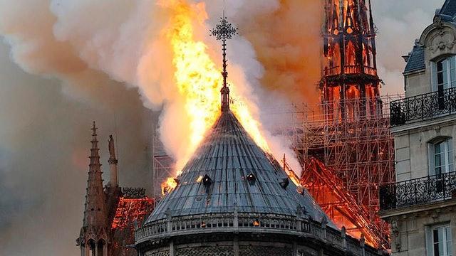 EUROPE HAS FALLEN...GOD'S WRATH!!