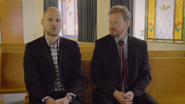 BONUS CLIP - Frank & Tim Schaefer Update