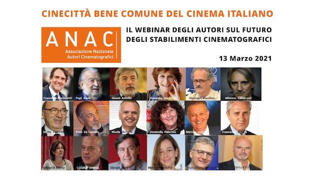 CINECITTÀ BENE COMUNE DEL CINEMA ITAL...