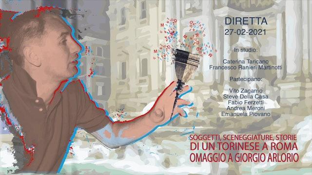 DIRETTA_Omaggio Giorgio Arlorio_27 feb 2021