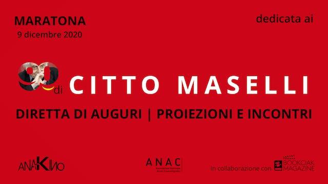 DIRETTA Citto Maselli - Diretta 9 Dic...