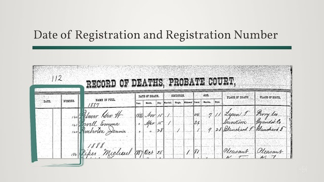 The Basics: Birth and Death Records