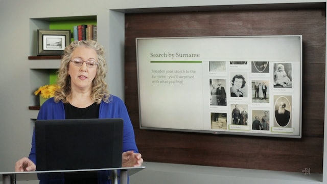 Finding Photos on FamilySearch