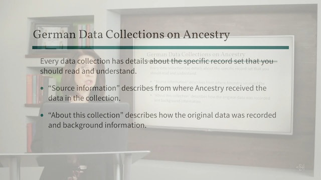 German Record Collections on Ancestry