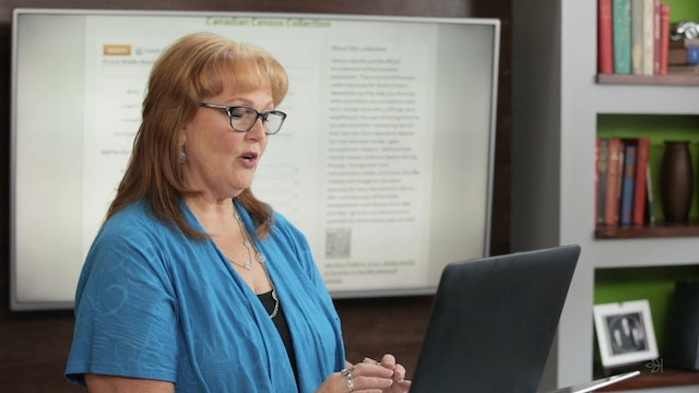 Searching for Census Records on Ancestry