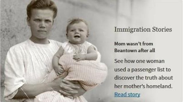 Finding Immigration Records for Your ...