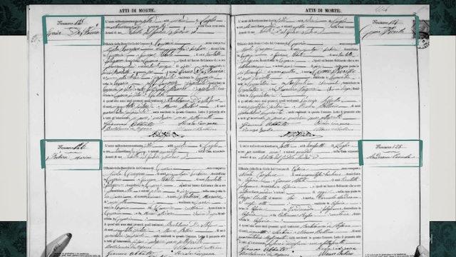 Italian Civil Registration 1866-present
