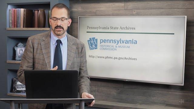 Pennsylvania Repositories