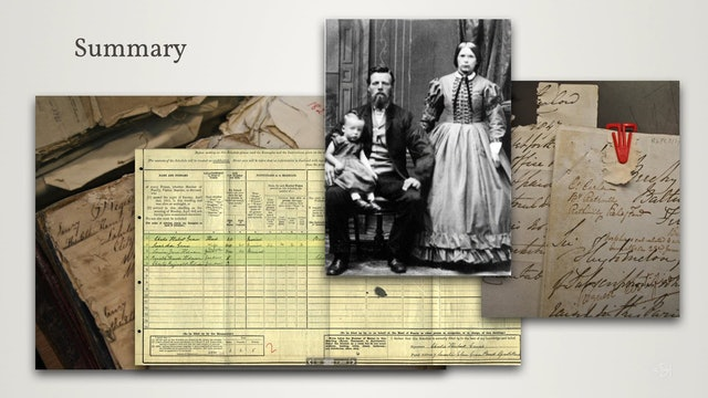 Tips and tricks for successful research of English records