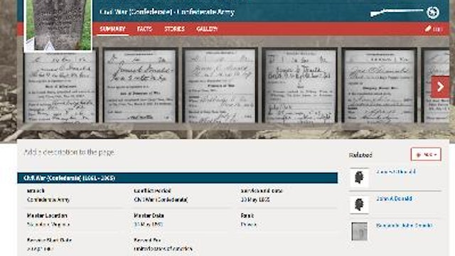 Adding New Documents Onto Your Memorial Page