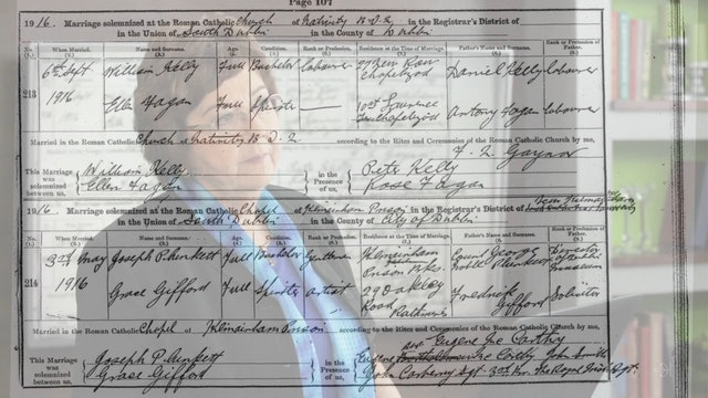 Irish Births, Marriages and Deaths: The Marriage Records