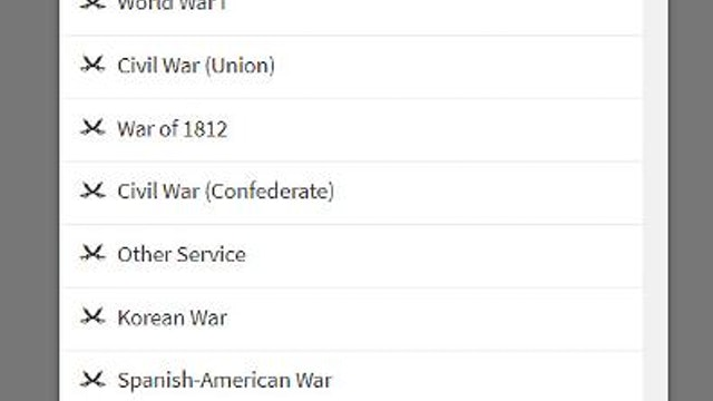 Four Different Ways To Search For Records In A Specific War