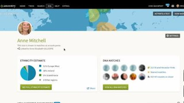 Can I Buy An AncestryDNA Test For Som...