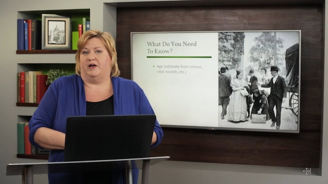 Narrowing the Search for Your Ancestor's Arrival