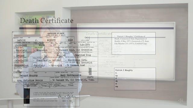 Analyzing a Document