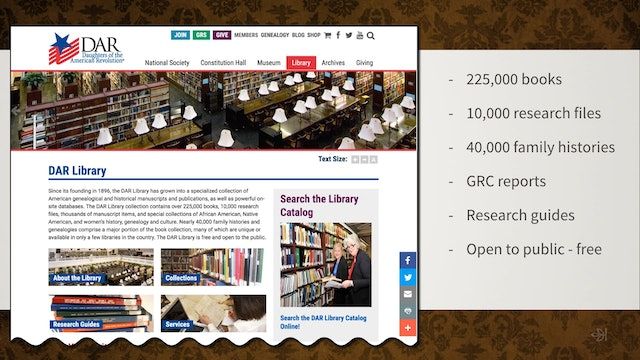 Specialized Repositories and Collections