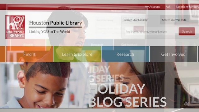 Exploring Library Websites & Digital Collections
