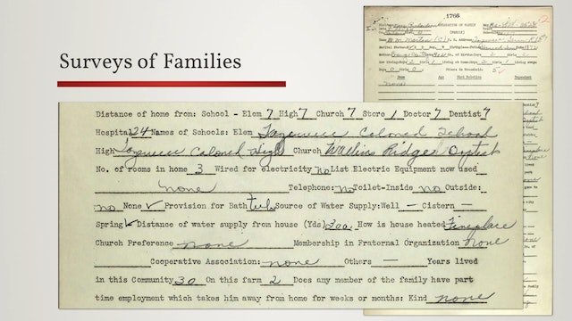 U.S., Tennessee Valley Case Files