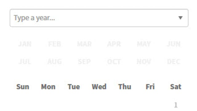 How Do You Select Dates For Your Search