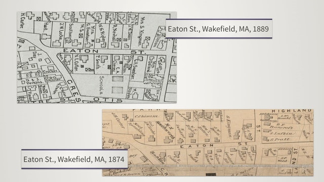 Historic Landownership Maps