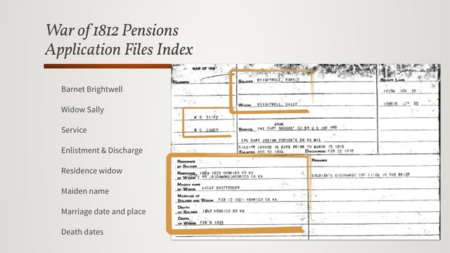 Identifying Pensioners: Pension Rolls and Indexes