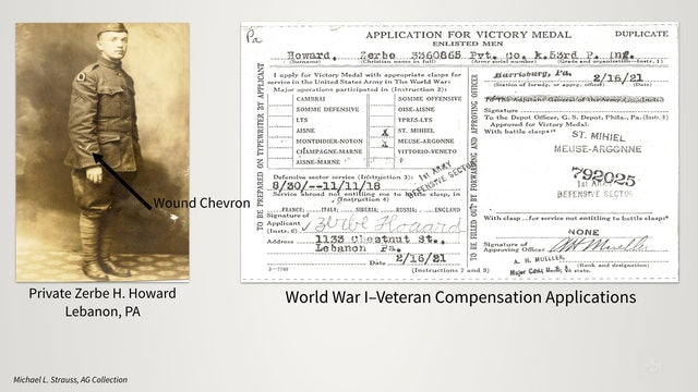 State and Local World War I Genealogical Sources