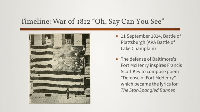 Brief History of the War and its Causes