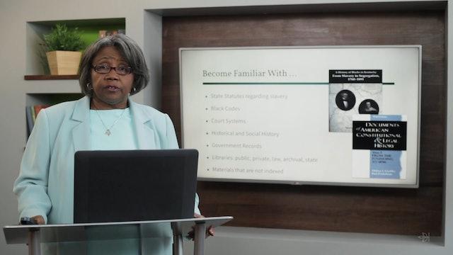 Researching Slave Ancestors
