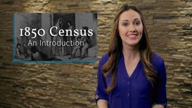 1850 Census: An Introduction