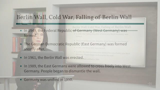 German History: A Brief Overview
