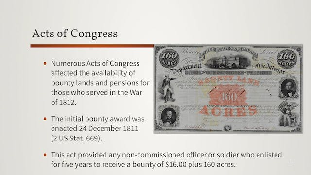 Acts of Congress and the Congressiona...