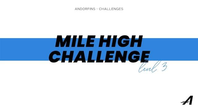MILE HIGH LEVEL 3
