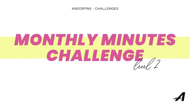 MONTHLY MINUTES CHALLENGE LEVEL 2