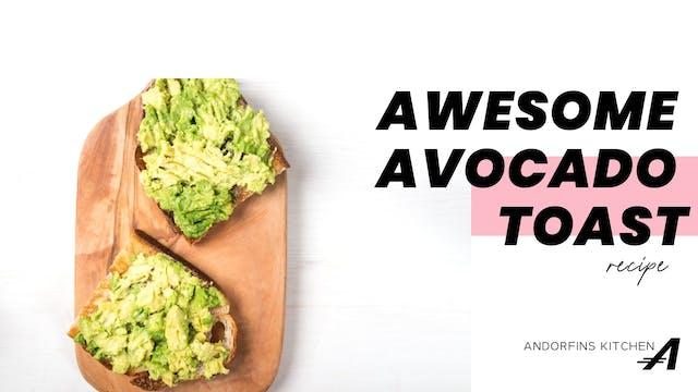 Avocado Toast Recipe