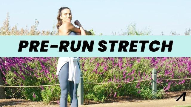 Pre-Run Stretch