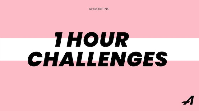 1 HOUR CHALLENGES