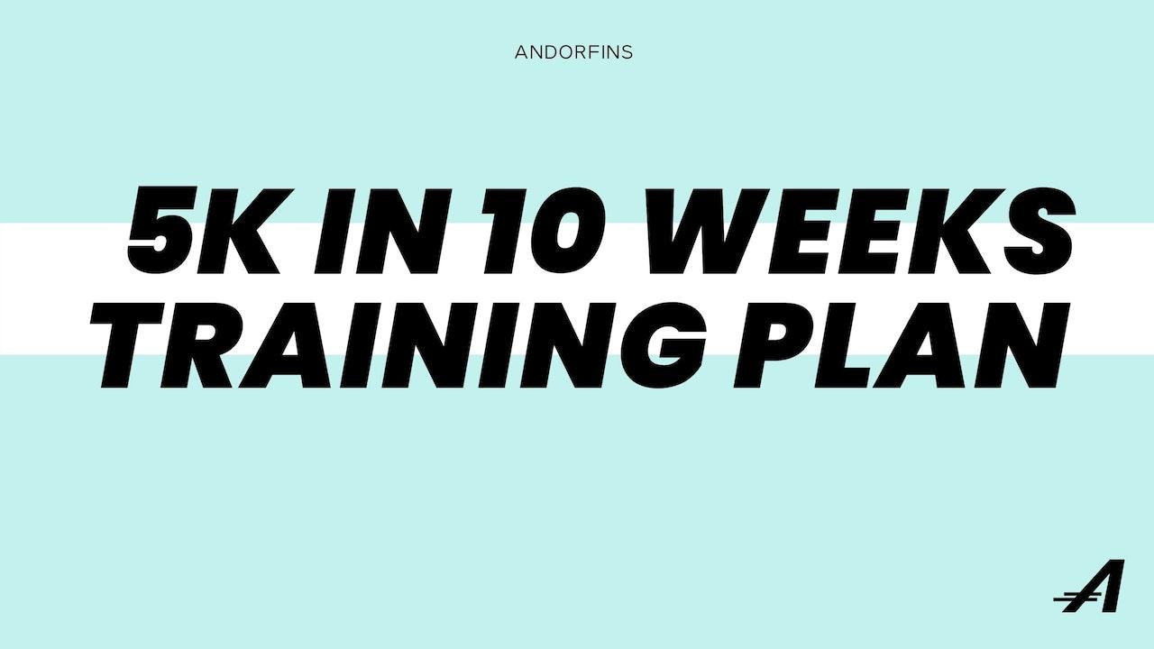5K IN 10 WEEKS