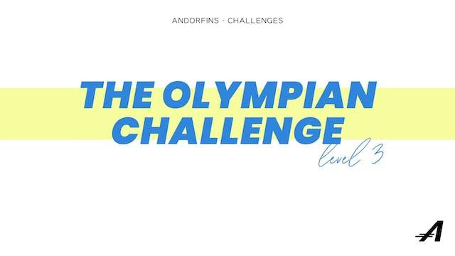 THE OLYMPIAN LEVEL 3